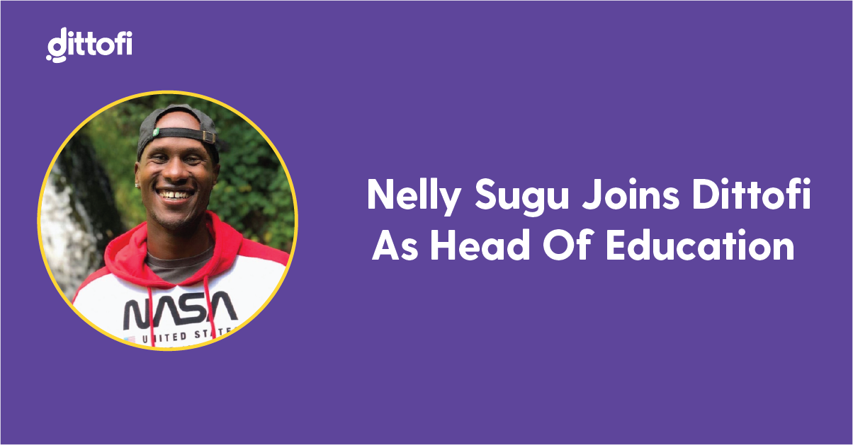 Nelly Sugu Joins Dittofi As Head Of Education